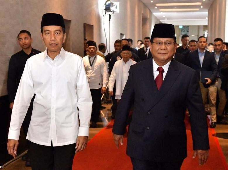 Jokowi atau Prabowo