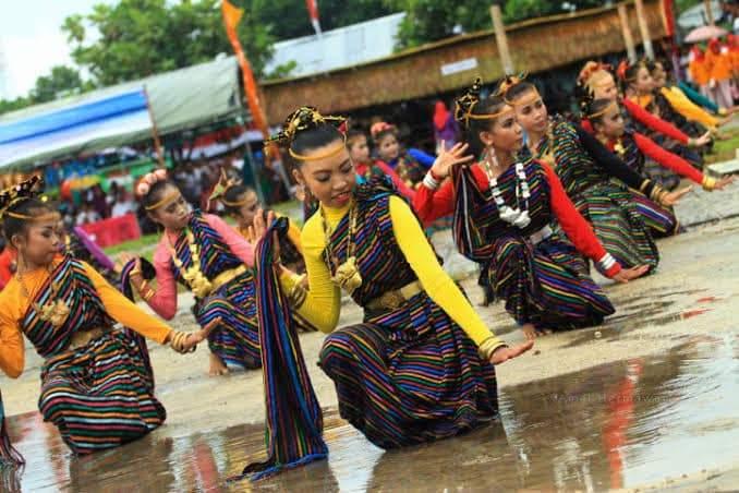 Cerita Destinasi/ para penari asal wakatobi