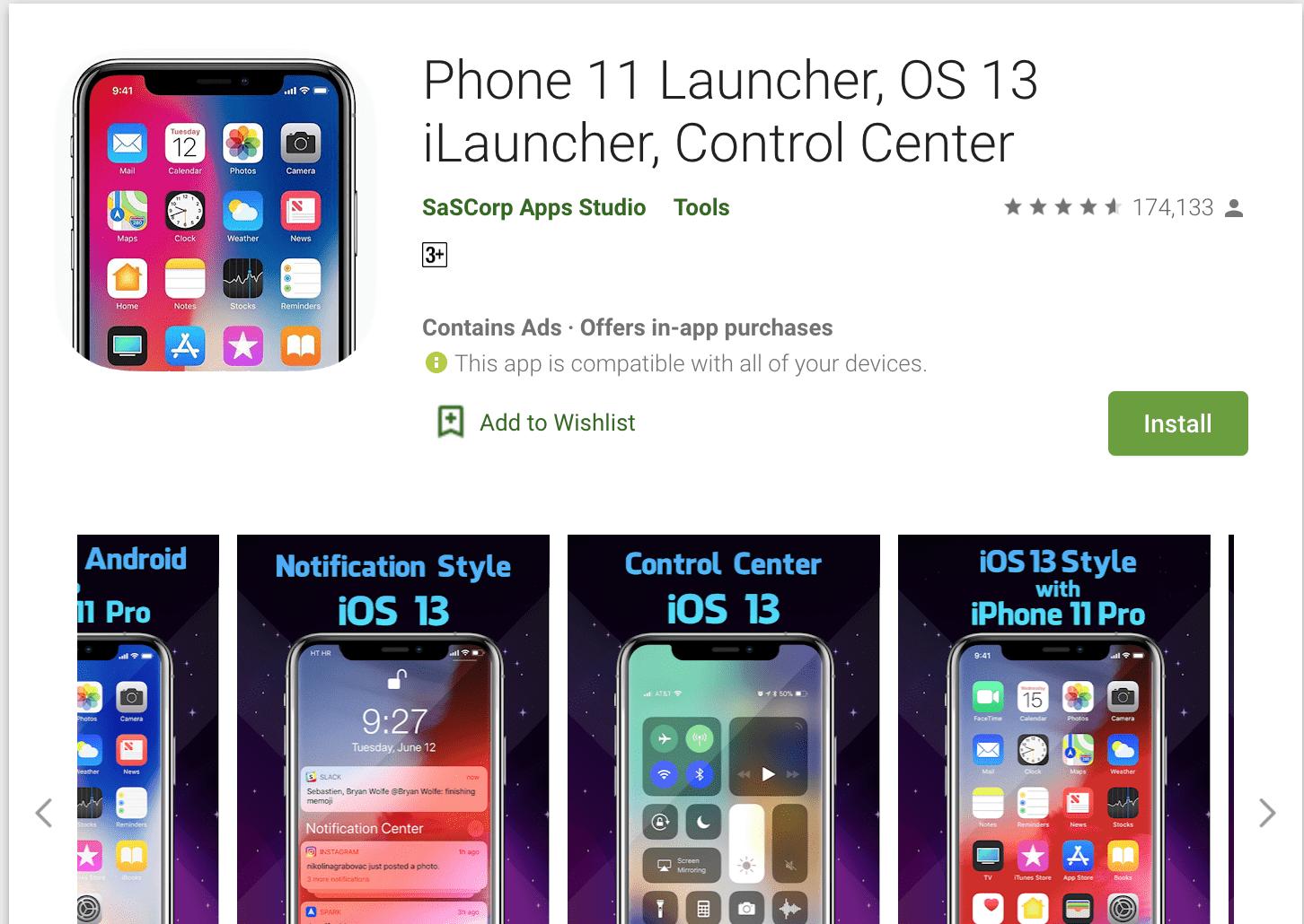 Phone X Launcher iLauncher, aplikasi yang membuat HP Android kamu seperti Iphone